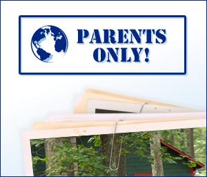 ¡Sólo para los padres!